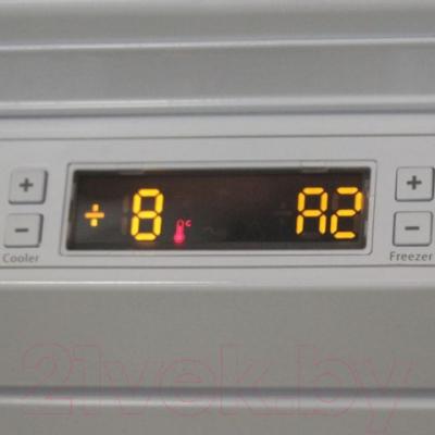 Холодильник с морозильником Hotpoint BCB33AAFC