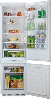 Холодильник с морозильником Hotpoint BCB33AAFC - общий вид