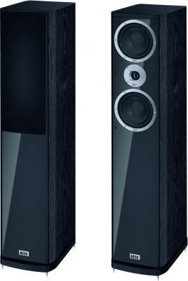 Акустическая система Heco Music Style 500 Black - общий вид