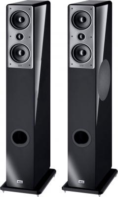 Акустическая система Heco Music Colors 200 Piano Black - общий вид