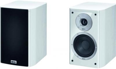 Акустическая система Heco Music Style 200 White - общий вид