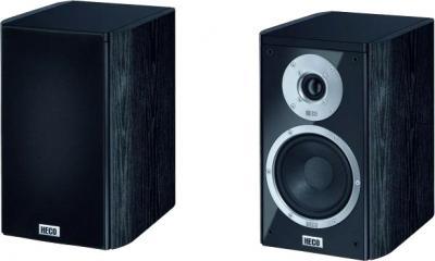 Акустическая система Heco Music Style 200 Black - общий вид
