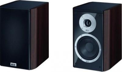 Акустическая система Heco Music Style 200 Black-Espresso - общий вид
