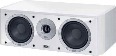 Акустическая система Heco Music Style Center 2 White - общий вид