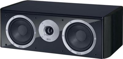 Акустическая система Heco Music Style Center 2 Black - общий вид