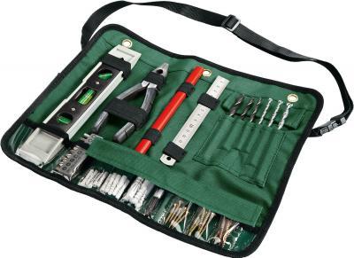 Универсальный набор инструментов Bosch Promoline 2607019512 (49 предметов) - общий вид