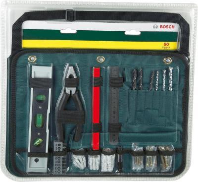Универсальный набор инструментов Bosch Promoline 2607019512 (49 предметов) - упаковка