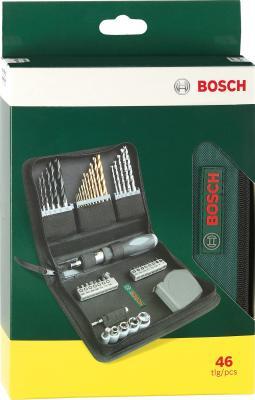 Универсальный набор инструментов Bosch Mixed Titanium 2607019507 (46 предметов) - упаковка