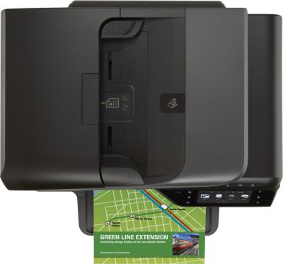 МФУ HP Officejet Pro 276dw MFP (CR770A) - вид сверху