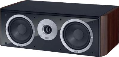 Акустическая система Heco Music Style Center 2 Black-Espresso - общий вид