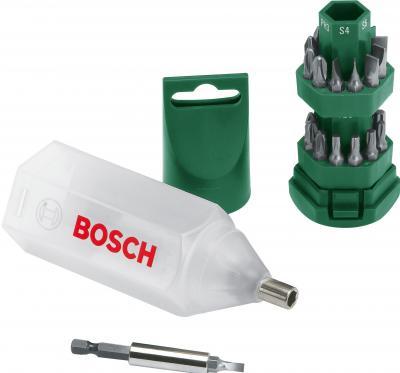 Набор оснастки Bosch Promoline 2.607.019.503 (25 предметов) - общий вид