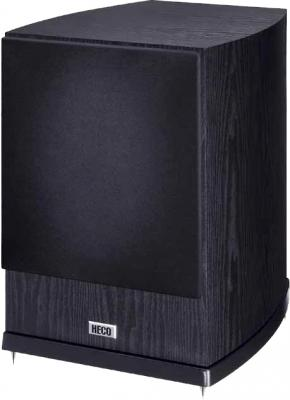 Акустическая система Heco Victa Prime Sub 252 A Black  - общий вид