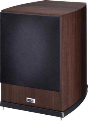 Акустическая система Heco Victa Prime Sub 252 A Espresso - общий вид