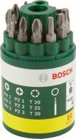Набор оснастки Bosch Promoline 2.607.019.452 (10 предметов) -