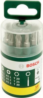 Набор оснастки Bosch Promoline 2.607.019.452 - общий вид