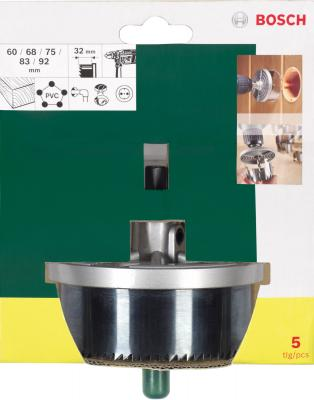 Набор оснастки Bosch Promoline 2607019451 (5 предметов) - упаковка