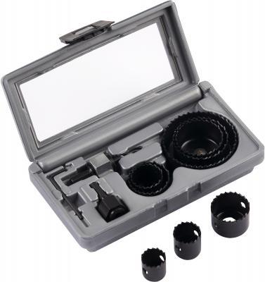 Набор оснастки Bosch Promoline 2607019450 (11 предметов) - общий вид
