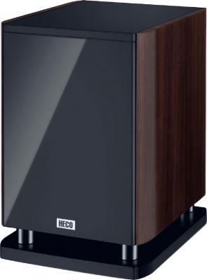 Акустическая система Heco Music Style Sub 25 A Black-Espresso - общий вид