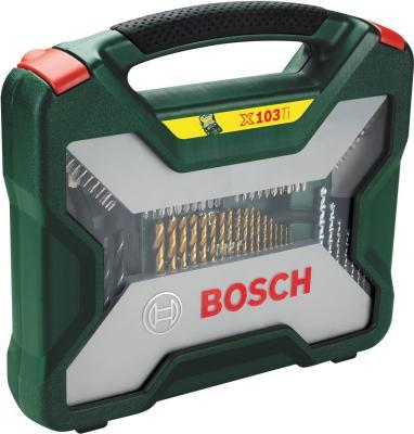 Универсальный набор инструментов Bosch X-Line Promoline 2.607.019.331 - вид сбоку