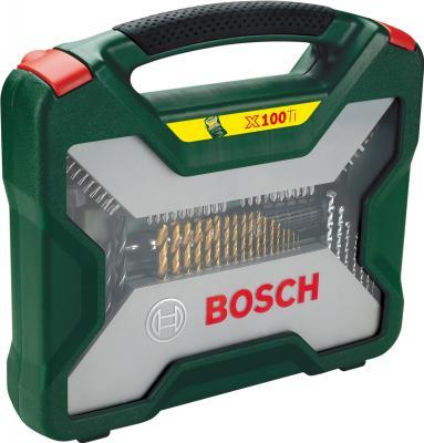 Набор оснастки Bosch Titanium X-Line 2.607.019.330 - общий вид