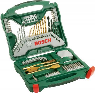 Набор оснастки Bosch Titanium X-Line 2.607.019.329 - в раскрытом виде