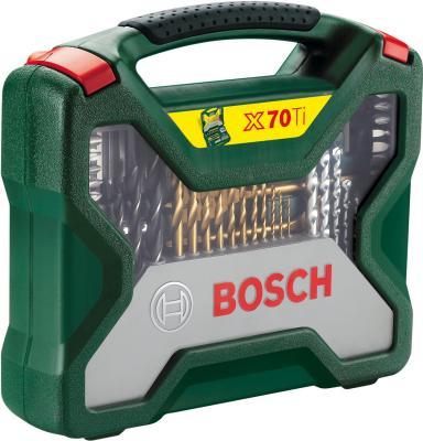 Набор оснастки Bosch Titanium X-Line 2.607.019.329 - общий вид