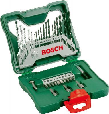 Набор оснастки Bosch Titanium X-Line 2.607.019.325 - в раскрытом виде