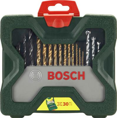Набор оснастки Bosch Titanium X-Line 2.607.019.324 - вид спереди