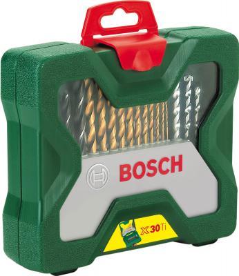 Набор оснастки Bosch Titanium X-Line 2.607.019.324 (30 предметов) - общий вид
