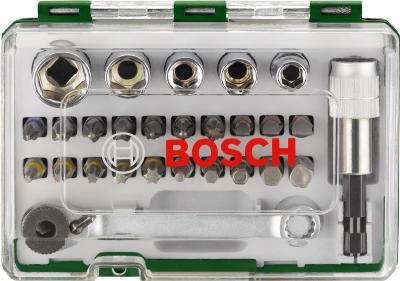 Универсальный набор инструментов Bosch Promoline 2.607.017.160 - общий вид