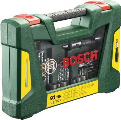 Набор оснастки Bosch V-Line Titanium 2.607.017.195 - общий вид