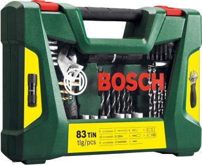 Набор оснастки Bosch V-Line Titanium 2.607.017.193 - общий вид