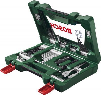 Универсальный набор инструментов Bosch V-Line 2.607.017.191 - в раскрытом виде
