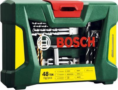 Набор оснастки Bosch V-Line Titanium 2.607.017.314 - общий вид