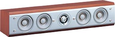 Акустическая система Yamaha NS-C225BL Cherry - общий вид
