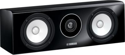 Акустическая система Yamaha NS-C700 Piano Black - общий вид