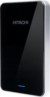Внешний жесткий диск Hitachi Touro Mobile Pro 500GB (HTOLMEA5001BBB) - общий вид