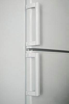 Холодильник с морозильником ATLANT ХМ 4021-000 - ручки-скобы