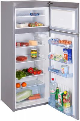 Холодильник с морозильником Nord NRT 271-330 - с открытой дверцей