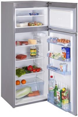 Холодильник с морозильником Nord NRT 275-330 - с открытой дверцей