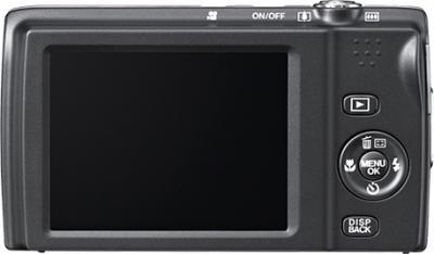 Компактный фотоаппарат Fujifilm FinePix JZ700 Red - вид сзади