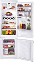 Холодильник с морозильником Candy CKBBS182FT (34900436) -