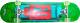 Скейтборд NoBrand 3018PU-1 (Fingertips Dance) -