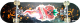 Скейтборд NoBrand 3018PU (Extreme) -