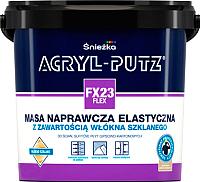 Шпатлевка Sniezkа Acryl Putz FX23 Flex (0.5кг, готовая) -