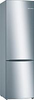 Холодильник с морозильником Bosch KGV39XL21R -