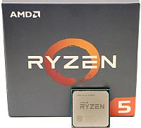 Процессор AMD Ryzen 5 1500X (Box) -