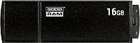 Usb flash накопитель Goodram UEG2 16GB Black (UEG2-0160K0R11) -
