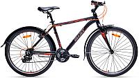 Велосипед Aist Сitizen (21, черный/оранжевый) -