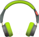 Наушники-гарнитура Plantronics BackBeat 500 / 207850-01 (серый/зеленый) -